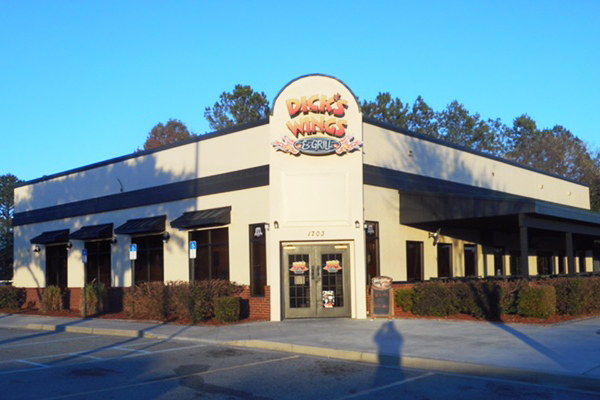 ARC Group Announces The Opening Of Its Newest Dick's Wings Restaurant In Valdosta, Georgia