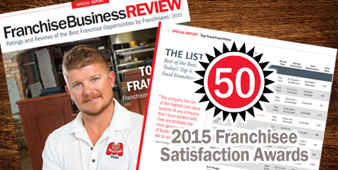 9c07e523ba0 Dick s Wings Awarded in Top Food Franchises By Franchise Business Review