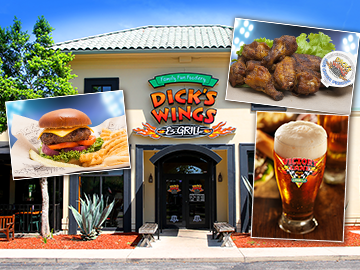 Dick's Wings & Grill Offers Expands Texas Footprint by Opening Restaurants  within the Dallas-Fort Worth Metropolitan Area