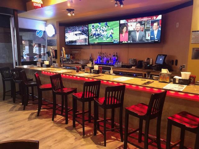 Carrollton TX DWG bar